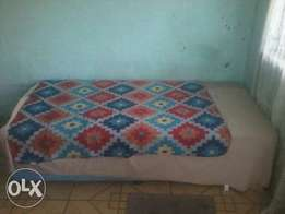single and double bed both 2500 neg