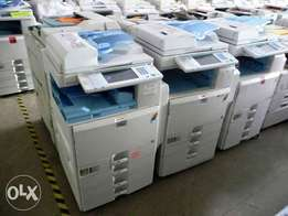 Ricoh mpc 4501 new model very strong machine and high speed 45 copies