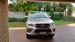 Toyota Hilux Revo 2016 onwards, 2.8 GD6 Front and Rear Bumpers