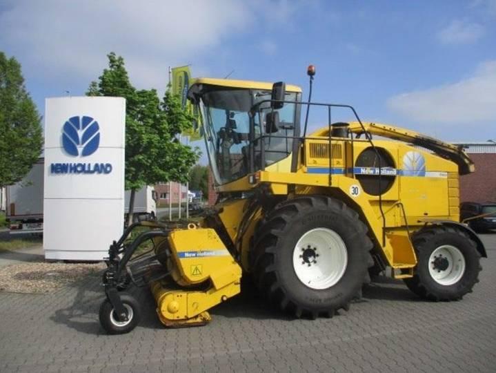 New Holland fx 60 - 2007