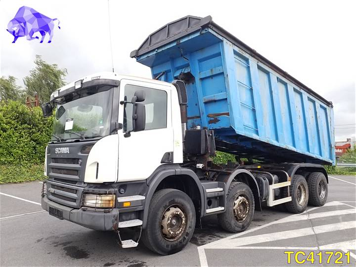 Scania P 380 Euro 4 - 2010