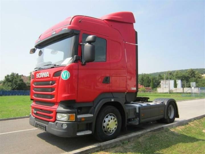Scania R 490 LA4x2MLA - 2015