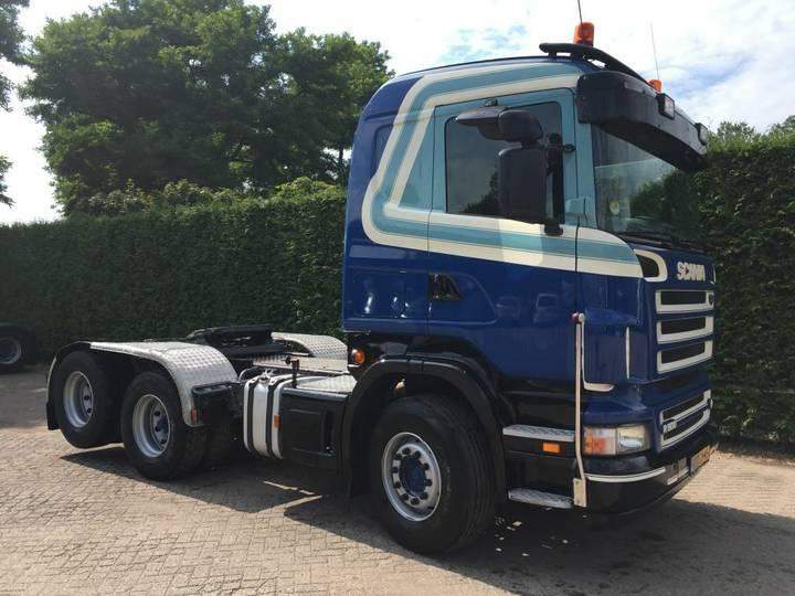 Scania ACTIE R500 Manul - 2006