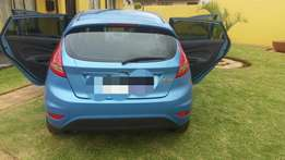 2010 Ford Fiesta Ambiente For Sale
