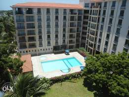 2 Bedroom furnished apartment close to the beach