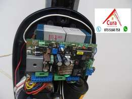 Gate motor installations and repairing (Cura Constructioin)