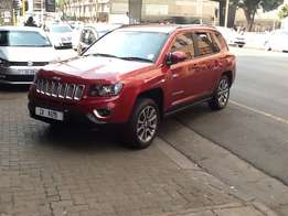 JEEP Compass 2.0 limited/ 2014model/ kilo 56 000/for sale