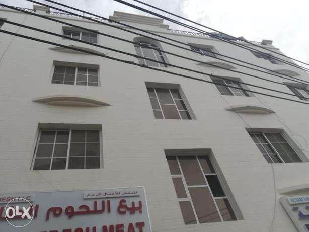 Beautiful 1bhk Flat For Rent In Hamriya Near Muscat Pharmacy