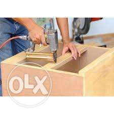 Good service for carpentery related works