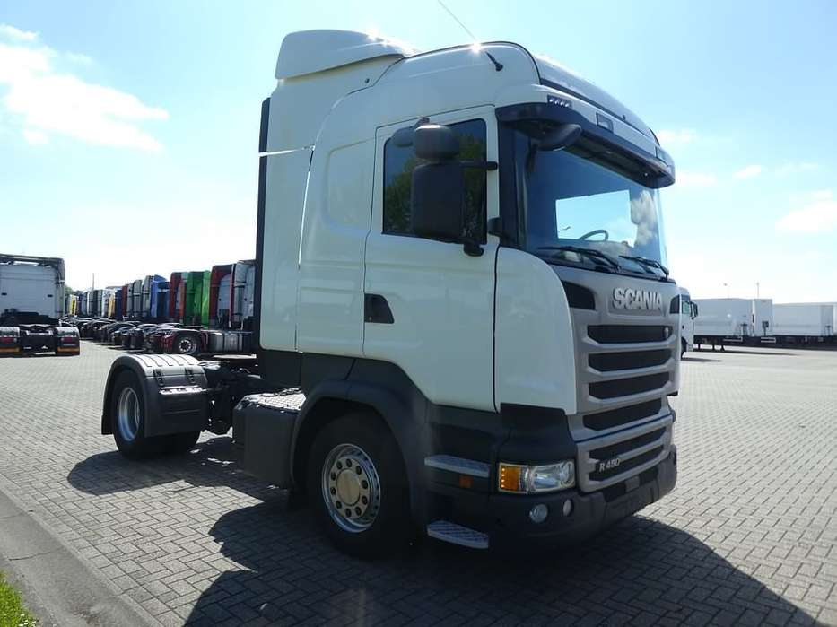 Scania R450 highline - 2016