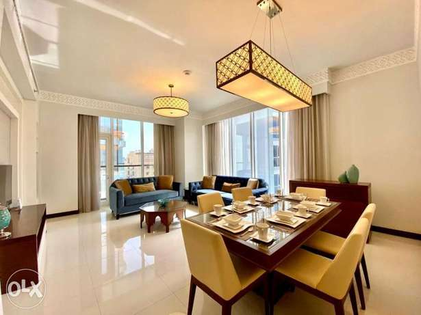 Best deal 3BR apartment/pools/wifi/gym/housekeeping/inclusive/balcony