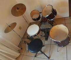 Drums to swap for decent tv with sound