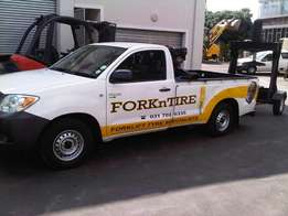 Forklift /Hyster tyres