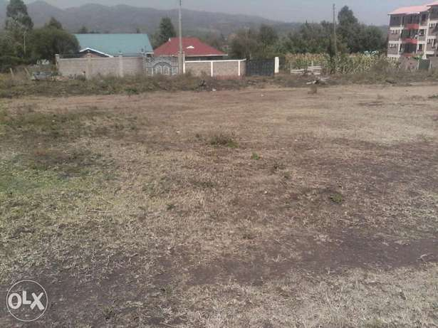 1/4 acre plot for sale located 30m from kiserian rongai road Kiserian - image 6