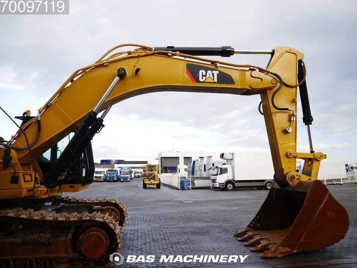 Caterpillar 349D LME Hammer line - CAT Bucket - 2014 - image 6