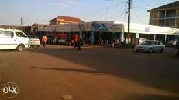 land commercial building in jinja town at ugx2bn