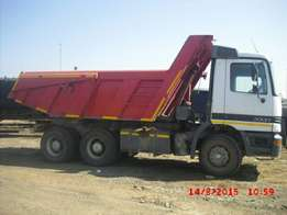 Easy Hydraulics Installations & tipper bin Manufacturing