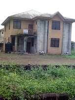For sale: A 5 bedroom detached house (duplex) in a serene estate.