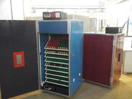 Eggs Incubators for eggs hatching business for sale