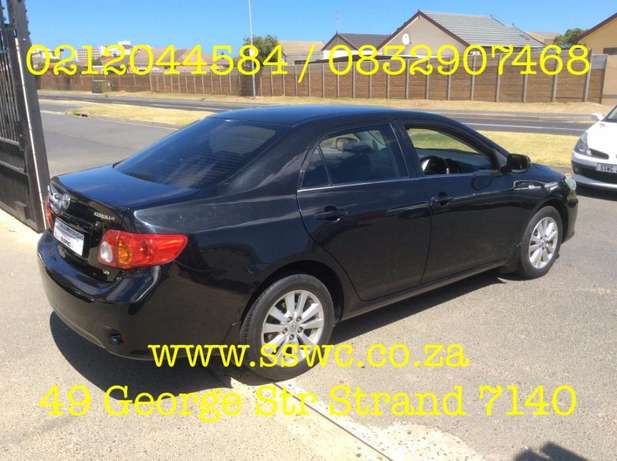 2008 Toyota Corolla 1.6 Advanced Strand - image 4