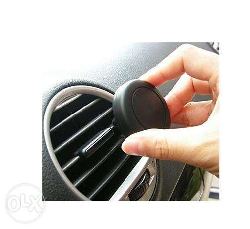 360 Degree Universal Car Holder Magnetic Air Vent Mount for Smartphone Nairobi West - image 4