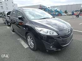 Mazda Premacy New shape 2010