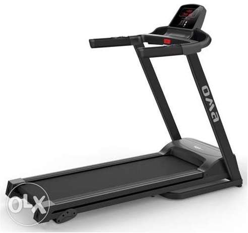 2HP treadmill w/ 110kg max user weight - RO 130.00 - Free delivery!