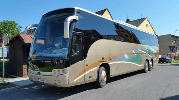 Beulas Aura interurban bus - 2008