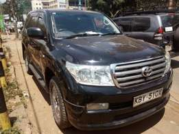 Quick Sale! 2008 Toyota, Land Cruiser V8 Petrol For Sale 4,600,000/=