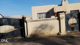 2 beds,1 bath house in Mahube mamelodi east for R4000