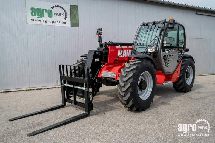Manitou New Mt932 Easy 9 M Lifting Height, 3.200 Kg Liftin - 2019