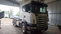 2008 Scania R500 Truck Tractor