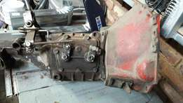 Chevy manual gearbox