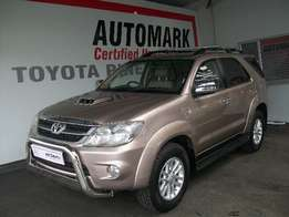 Be Overjoyed in this, 2006 TOYOTA FORTUNER 3.0 D-4D Raised Body