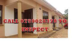 Domsetic 2 bedroom house in Buwate-Kungu at 350k