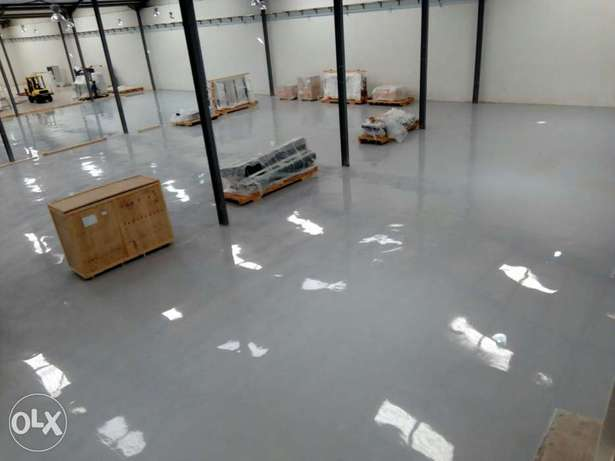EPOXY Floors - for the best epoxy floors in East Africa, contact us. Industrial Area - image 4