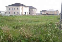 A Plot of Land Measuring 560sqm in Victory Park Estate in Osapa