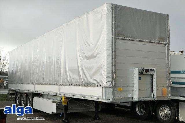 Schmitz Cargobull Spr 24/l 13.62 Eb, Bordwände, Scheibe, Edscha
