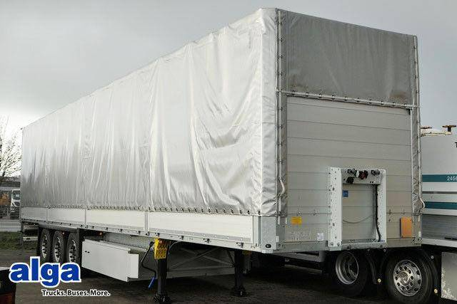 Schmitz Cargobull SPR 24/L 13.62 EB, Bordwände, Scheibe, Edscha - 2018