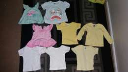 New born to 3 months girl clothes