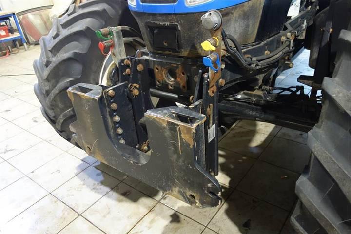 Hydrac Kommunalanbauplatte Steyr New Holland Case Ih - 2016