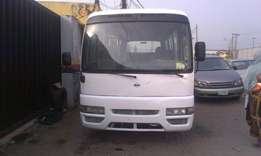 Buy and drive a clean nissan bus