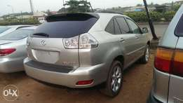 Lexus RX350 (2008) direct tokunbo very clean