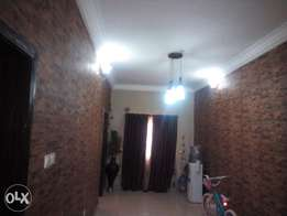 A very clean, private 3 bedroom flat in Garki 2