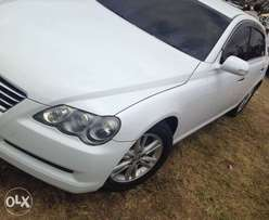 2008 Toyota Mark X very clean one owner