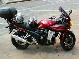 Suzuki Bandid S 650 for sale or to Swop for Bakkie or car.