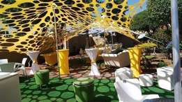 events,functions,decorations,catering & hiring.stretch tents,marquees