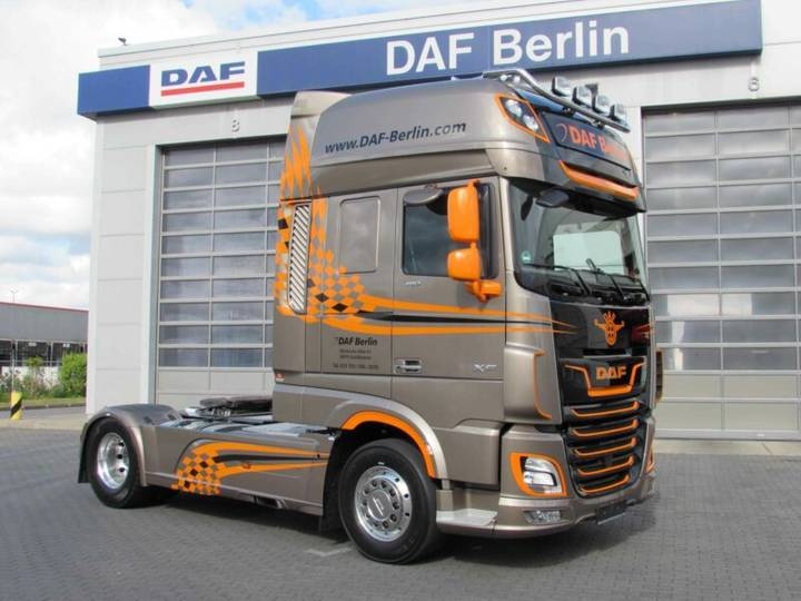 DAF XF 480 FT SSC, TraXon, Intarder, Euro 6 - 2019