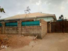 2Bedroom semi-detached bungalow for sale in Efab Estate Lokogoma