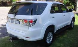 2014 Toyota Fortuner 3.0D-4D 7-SEATER MANUAL for sale R 247 000